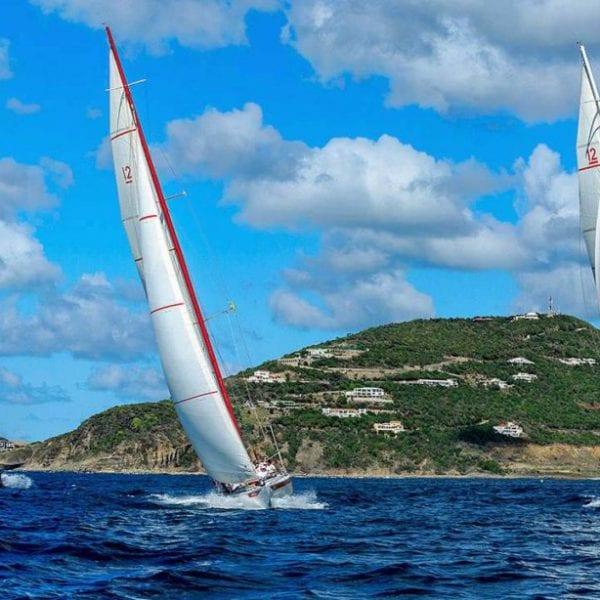 12 metre challenge Sint Maarten