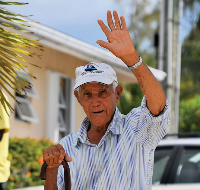 Captain Marvin – a Cayman legend
