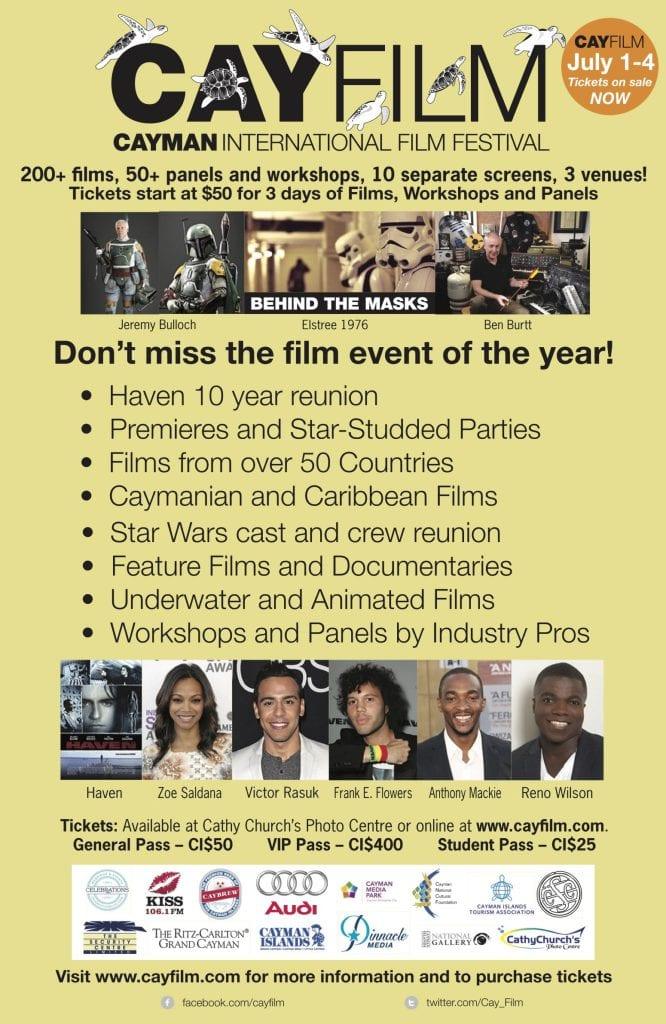 Cayman Cayfilm 2016