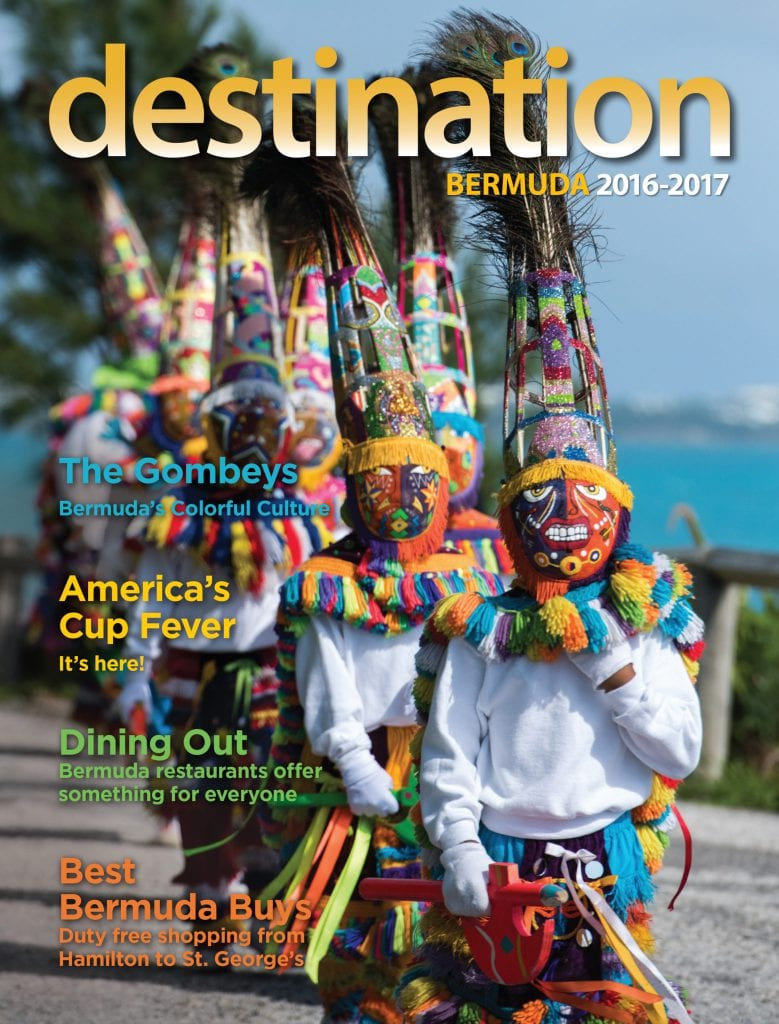Vacationing in Bermuda and want to know more about this wonderful island?  Check out destination Bermuda's e-magazine