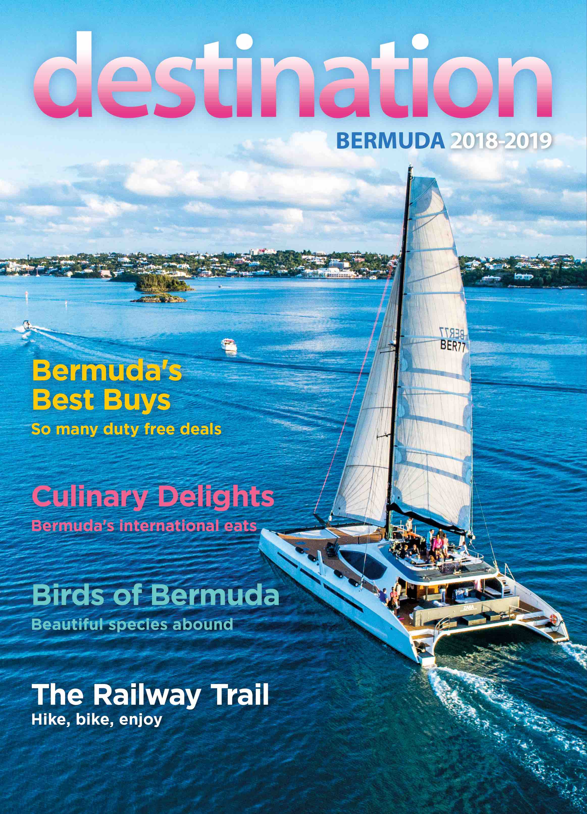 Destination Bermuda 2018