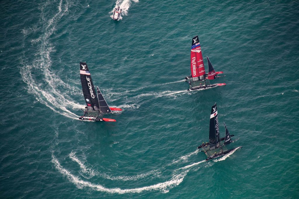 America's Cup Fever