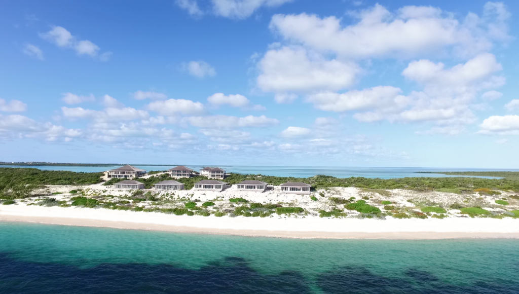 This Fall, Sailrock Resort opens its doors on South Caicos