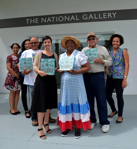 New National Gallery book offers an overview of Cayman Islands' art