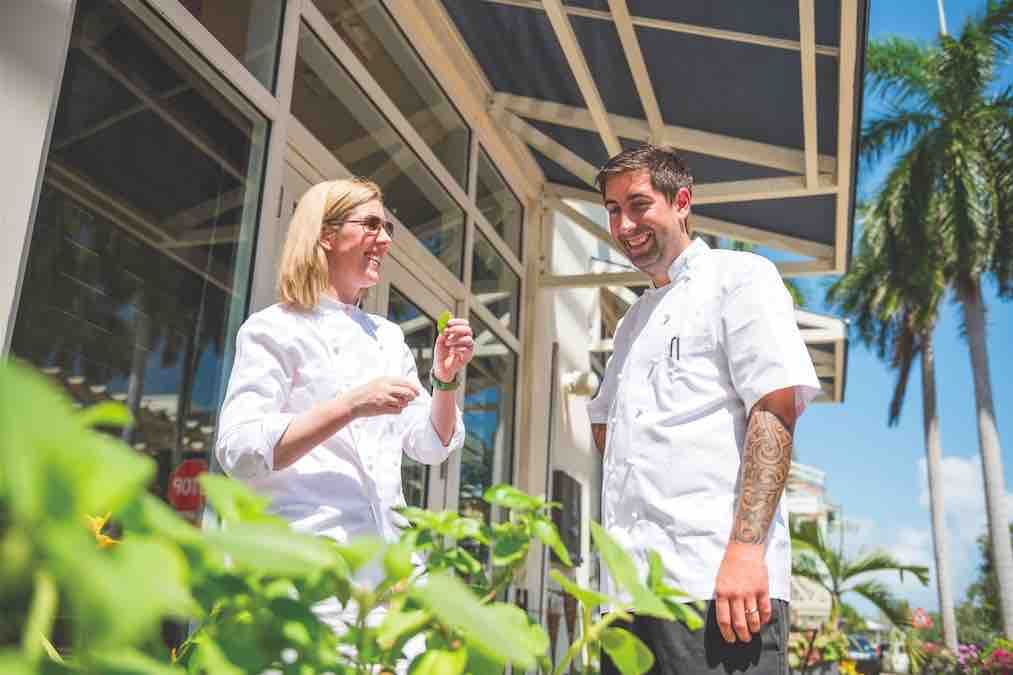 Enjoy Farm-to-Table Cuisine with Camana Bay and the UK's Most Acclaimed Female Chef this Slow Food Day