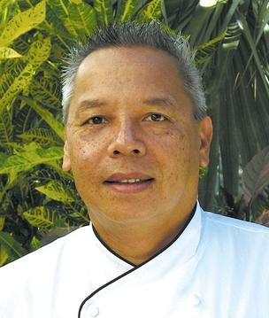 5 minutes with…Sandy Tuason, the executive chef at Westin Grand Cayman Seven Mile Beach Resort & Spa