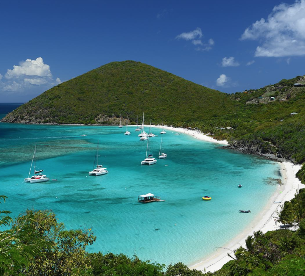 Jost Van Dyke British Virgin Islands