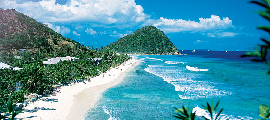 Island Hopping From The U S Virgin Islands Visit The