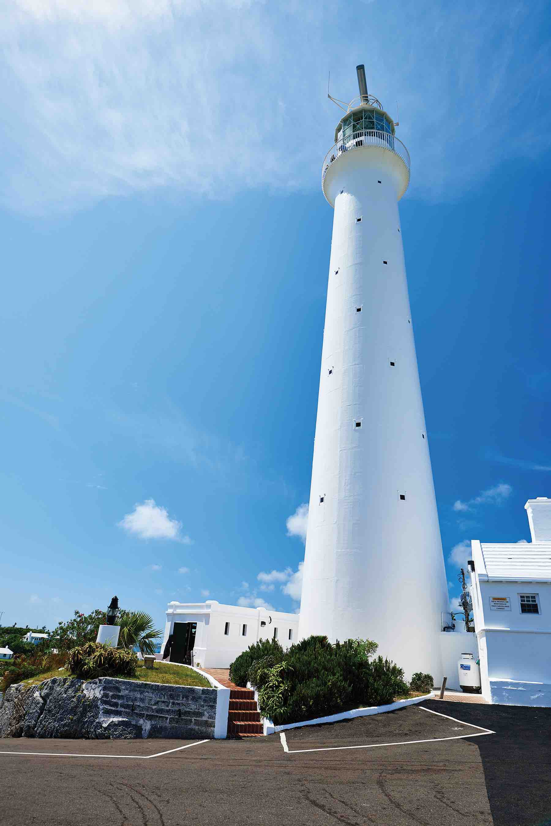 Gibbs Hill Lighthouse - Travel guide to Bermuda