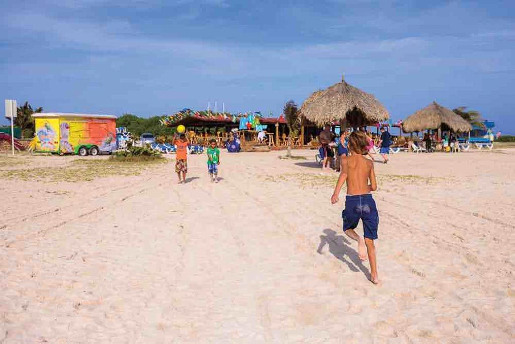 awesome things for kids to do on Aruba