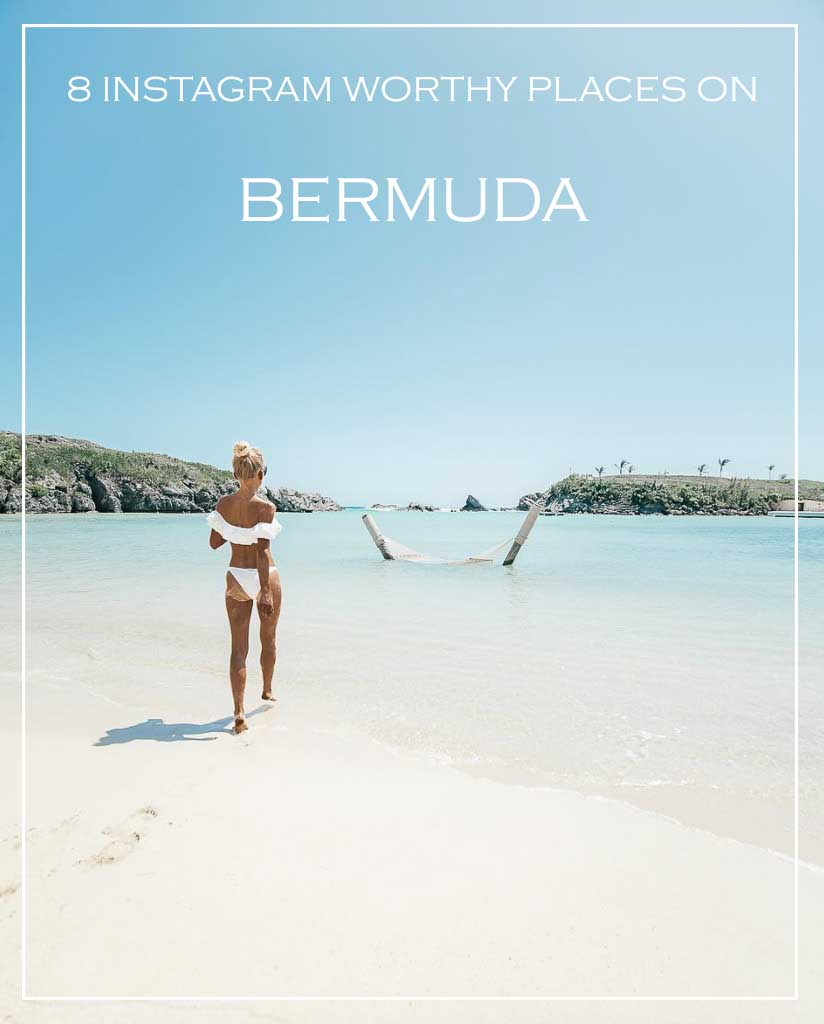 8 instagram worthy places on Bermuda - Destination Magazines