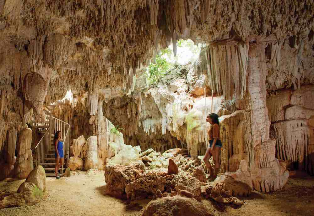 Crystal Caves Cayman 10 reasons to visit The Cayman Islands