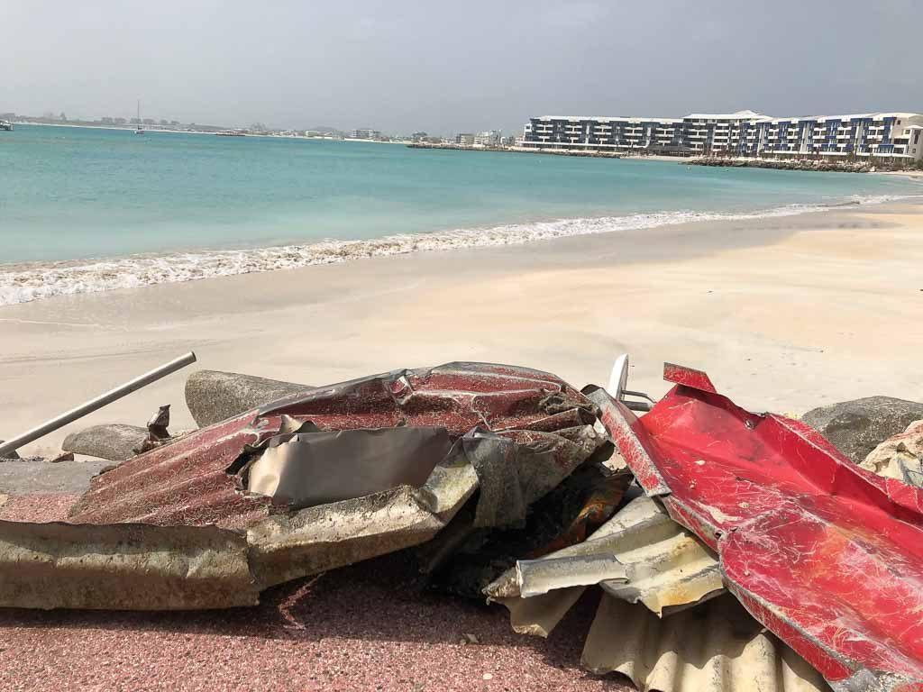 St. Maarten St. Martin recovery from Hurricane Irma