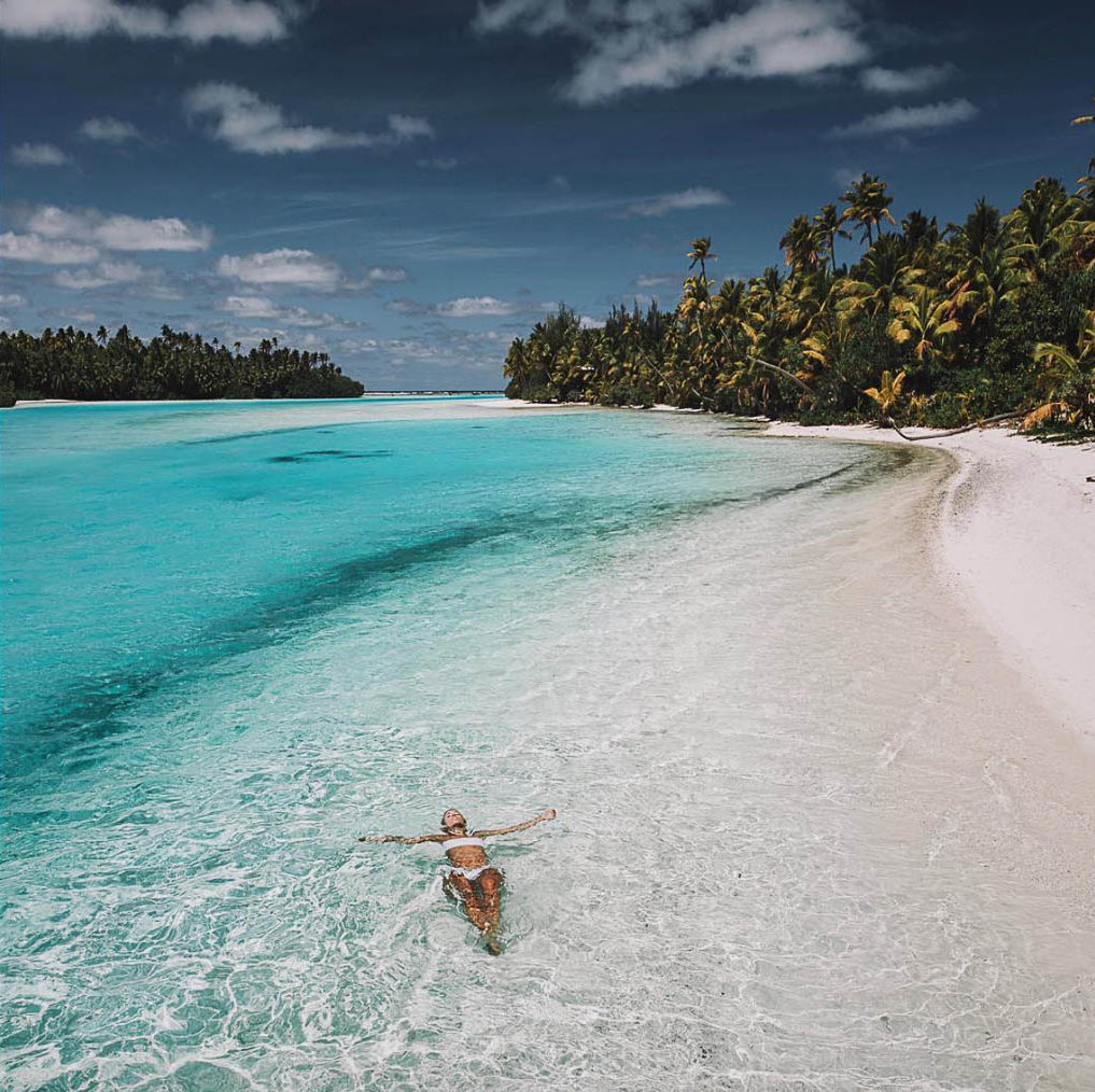 Do you travel x gypsea lust Cook Islands