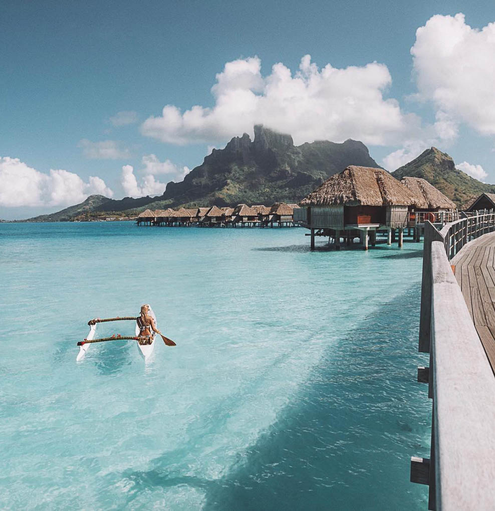 Do you travel x gypsea lust, Four Seasons Resort Bora Bora