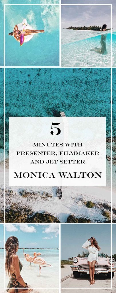 Interview with Monica Walton
