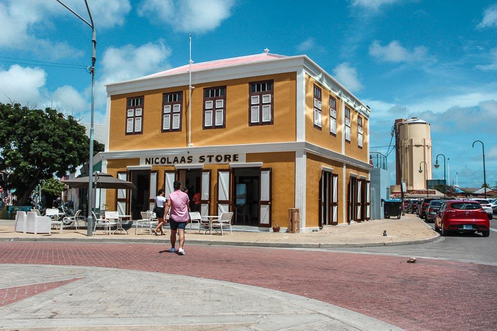 San Nicolas Art Tour Aruba