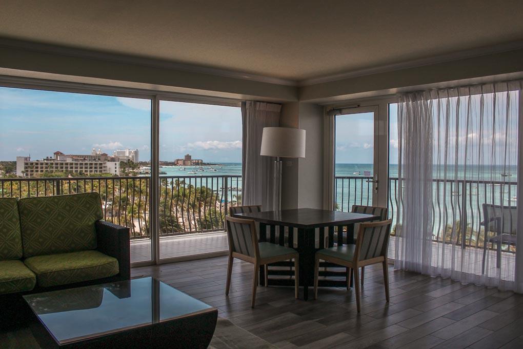 Marriott Resort & Stellaris Casino Aruba
