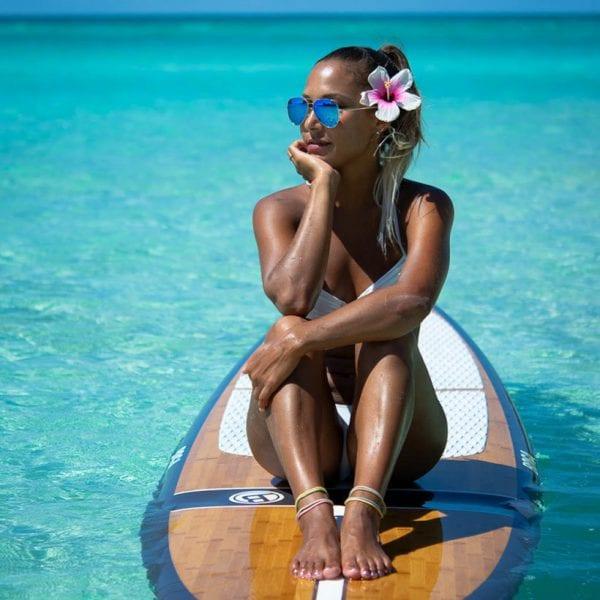 Racehl Sawden Bermuda Vacation