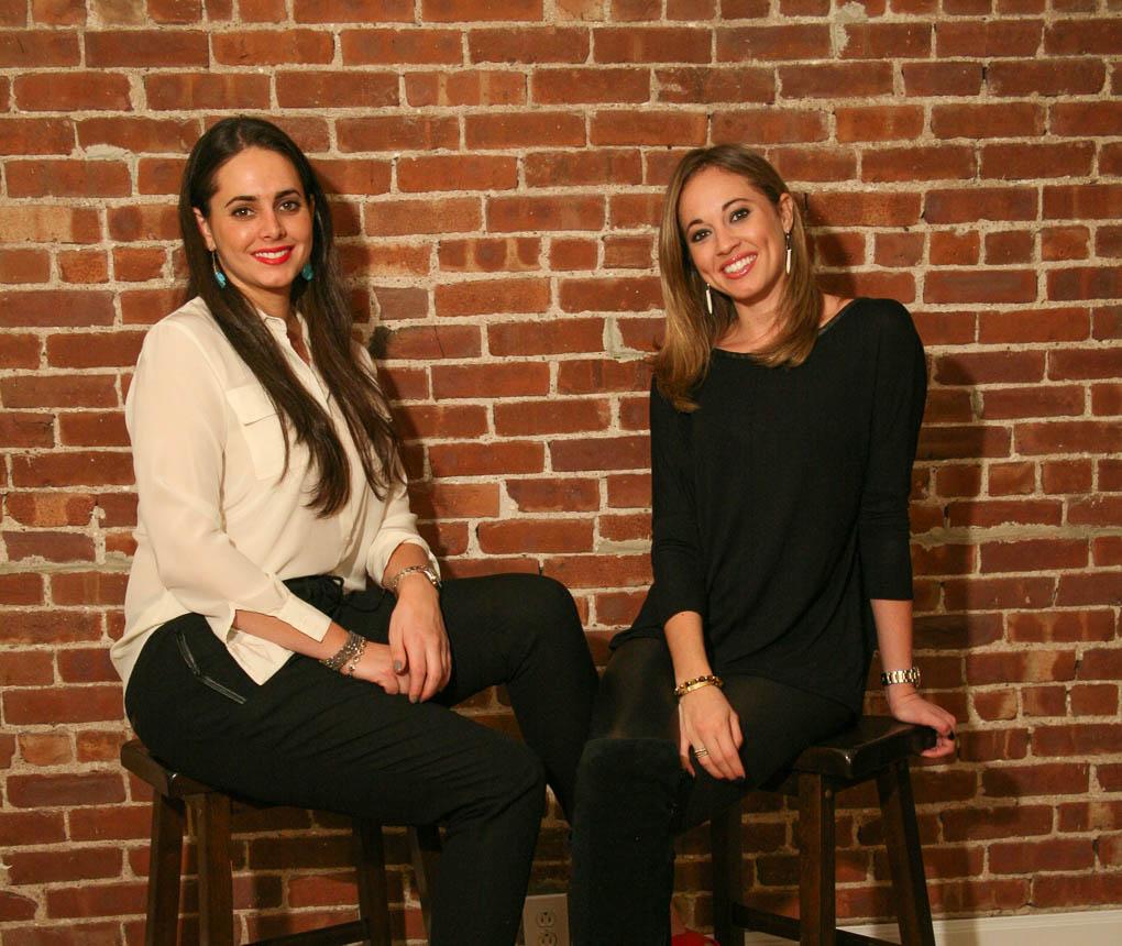 Jonna and Alanna Gandelman