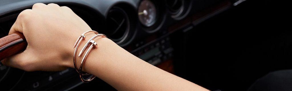 Cartier Juste un Clou bracelets | Caribbean jewellers Gandelman