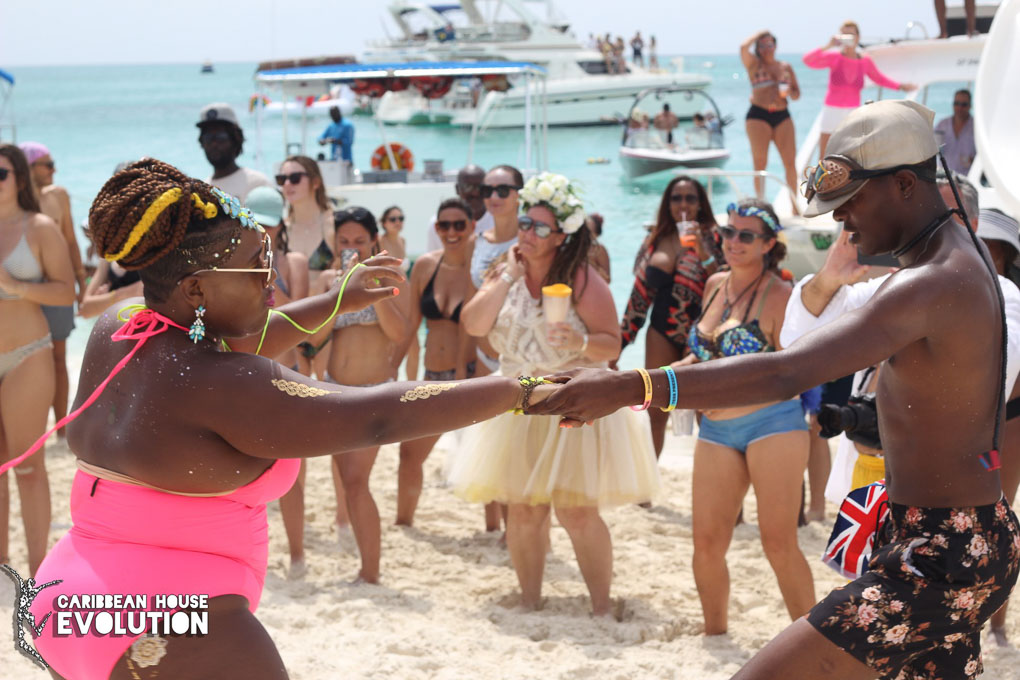 Caribbean House Evolution Festival Providenciales