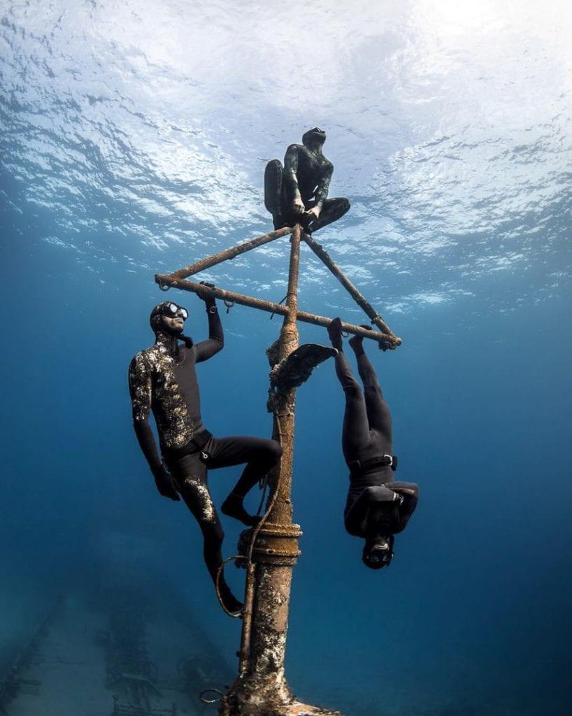 Dive site Bahamas