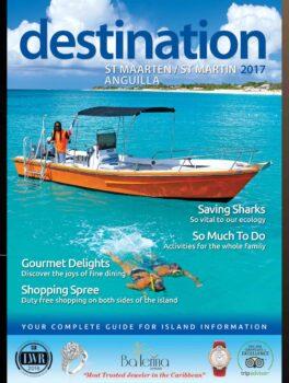 destination SXM 2017 magazine