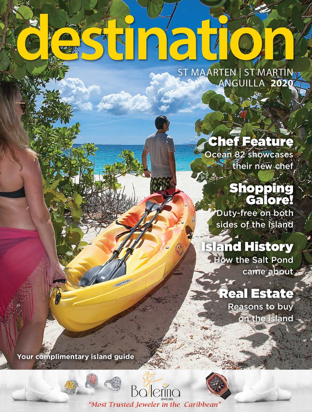 St Martin / St Maarten Magazine
