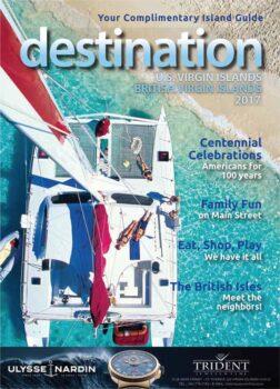 destination USVI 2017 Magazine