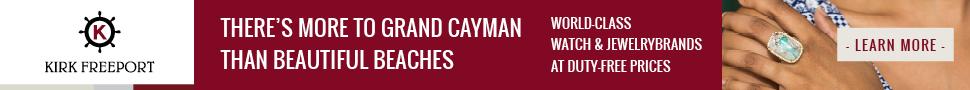 Kirk Freeport Grand Cayman