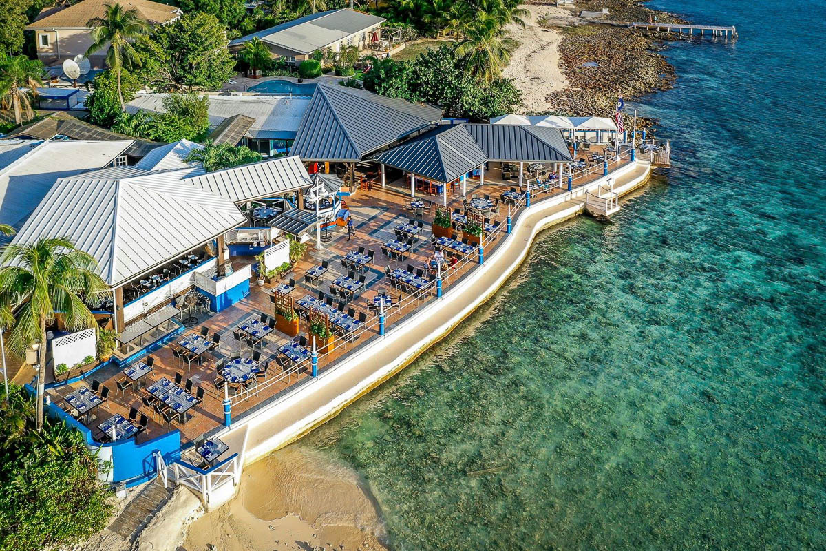 The Wharf Restaurant Grand Cayman