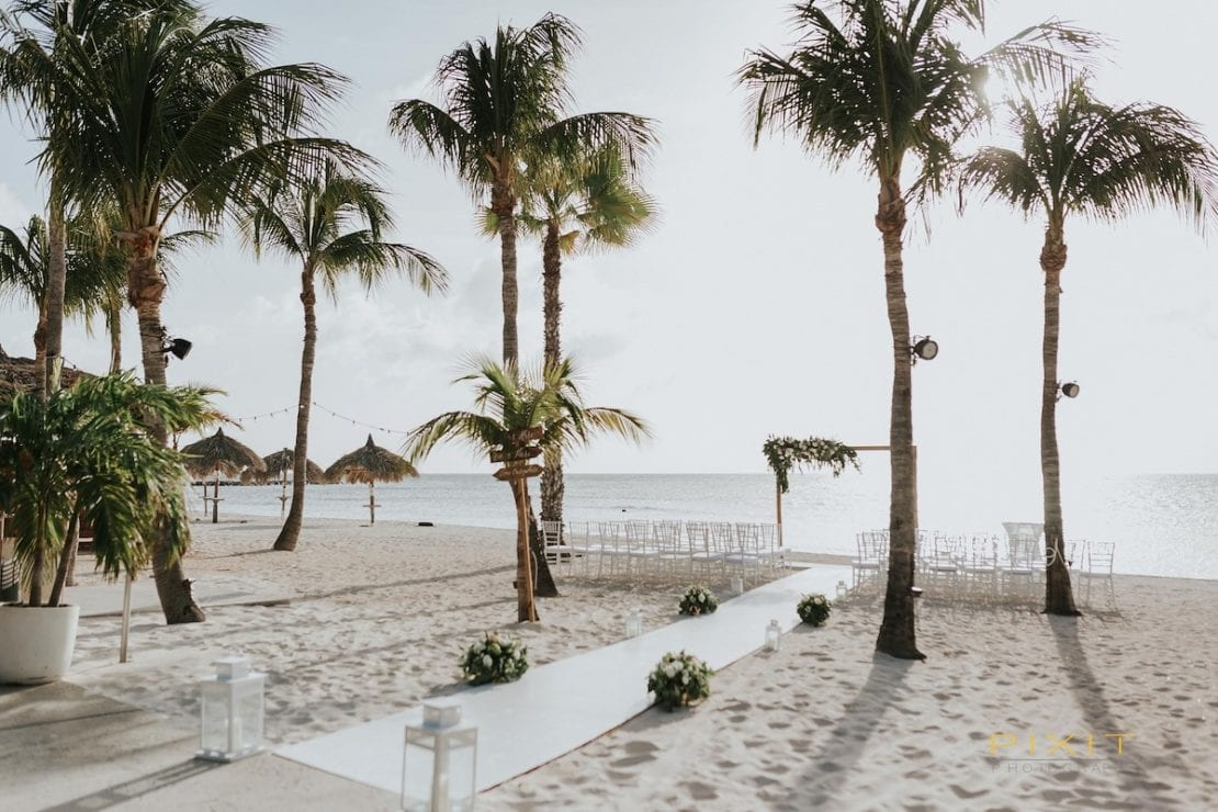 Aruba Wedding Venue