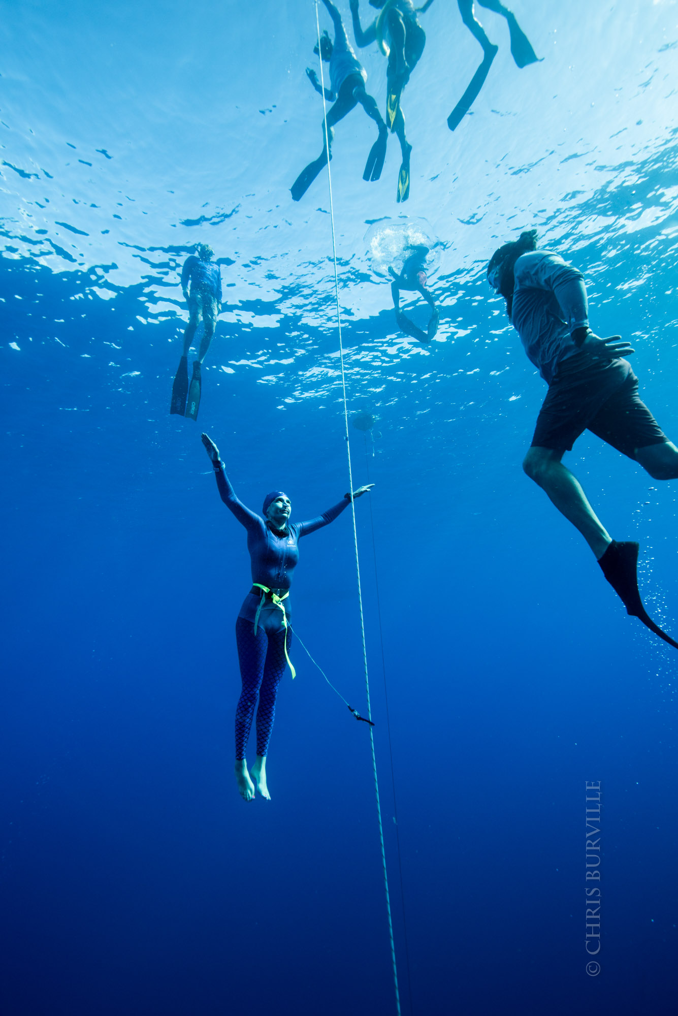 Interview with Freedive Champion Beth Neale | Destination Magazines