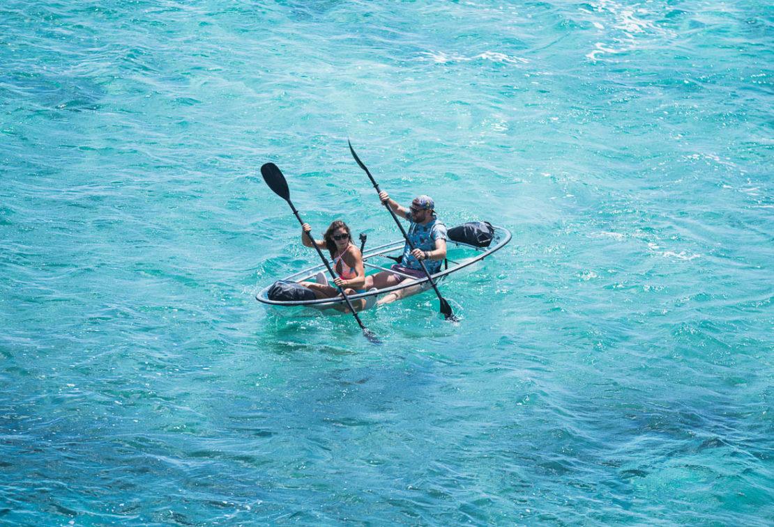 Crystal Kayaks Bermuda