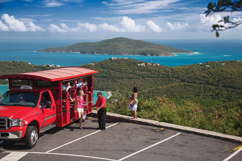 Drake's Seat St Thomas | places to visit in the U.S. Virgin Islands
