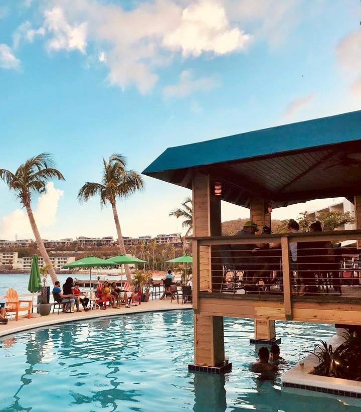 Bolongo Bay Beach Resort All Inclusive St Thomas