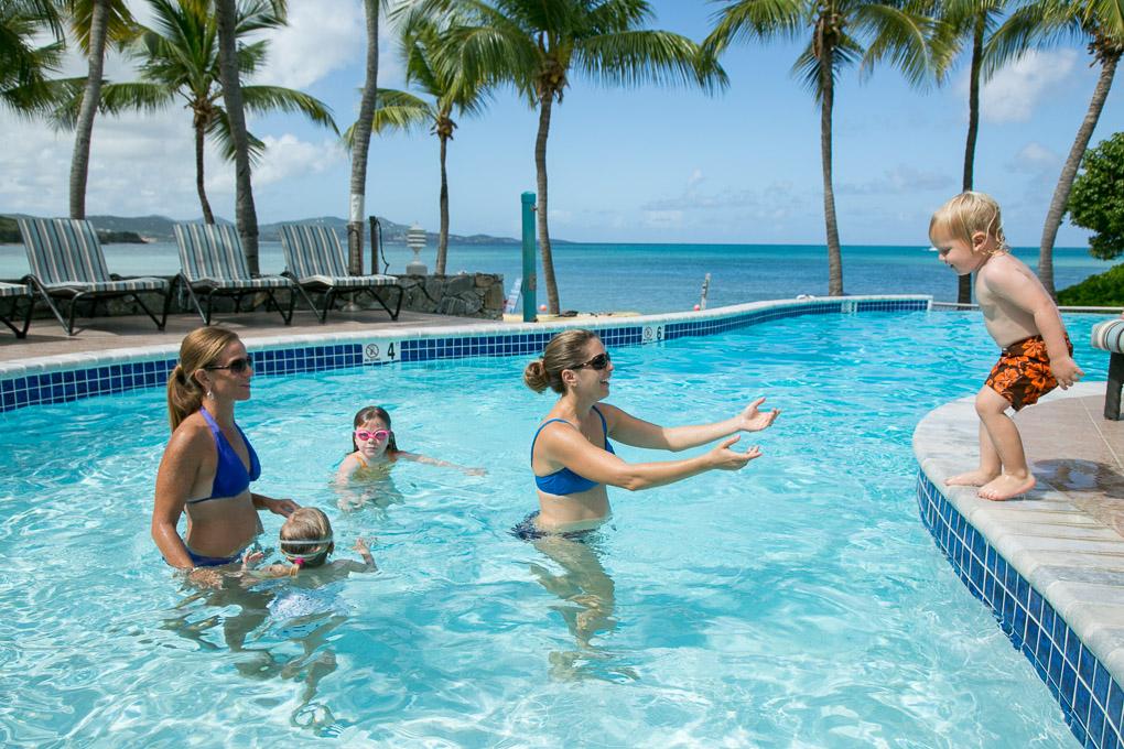 The Buccaneer resort St Croix