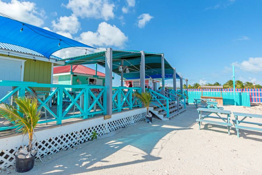 Omar's Beach Hut Provo