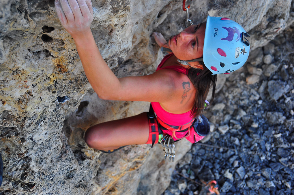 Climbing excursions Cayman Brac