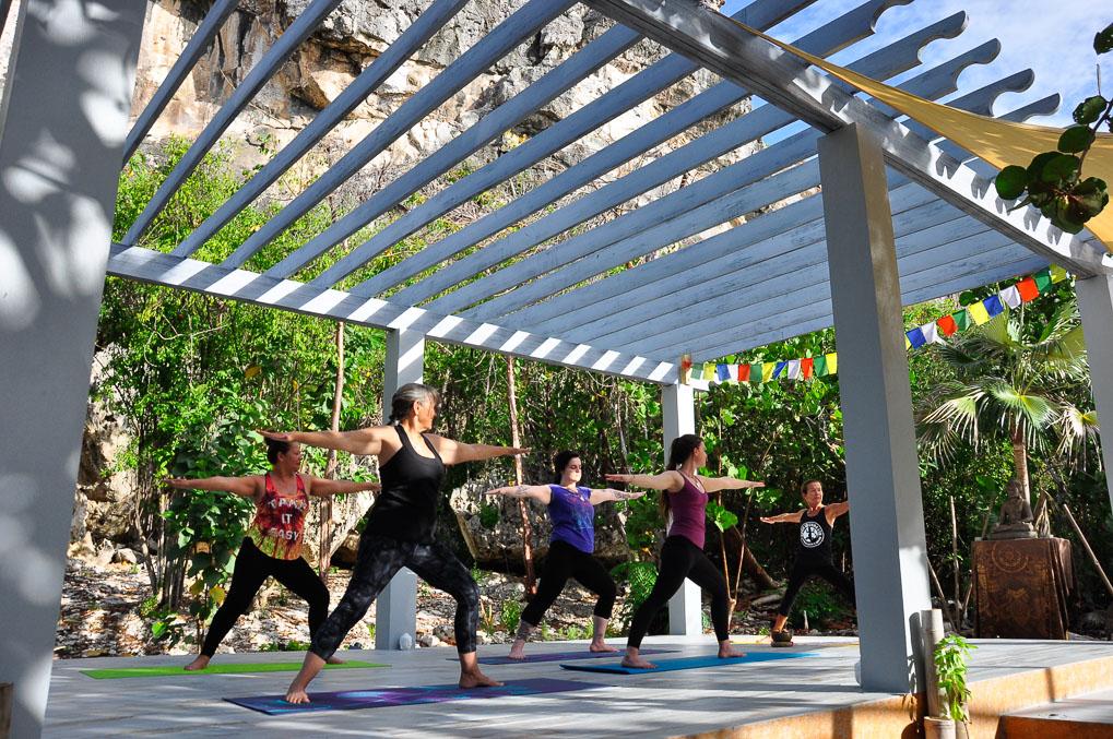 Yoga classes Cayman Brac
