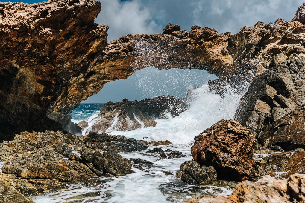 Things to do in Aruba Bocas and natural bridges