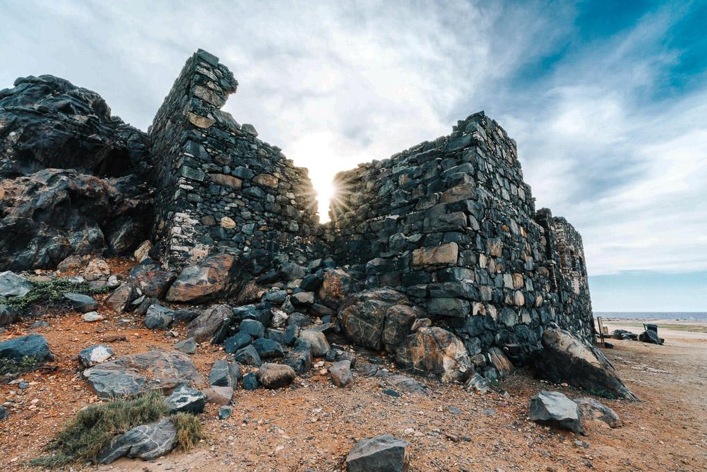Things to do in Aruba Bushiribana Gold Mill