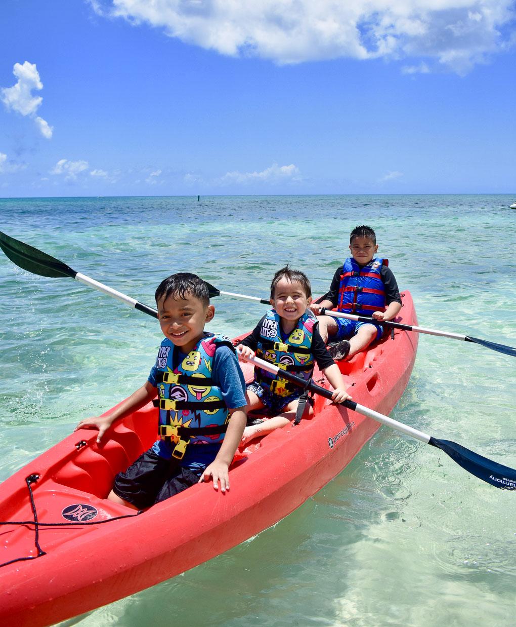 family resort Grand Cayman
