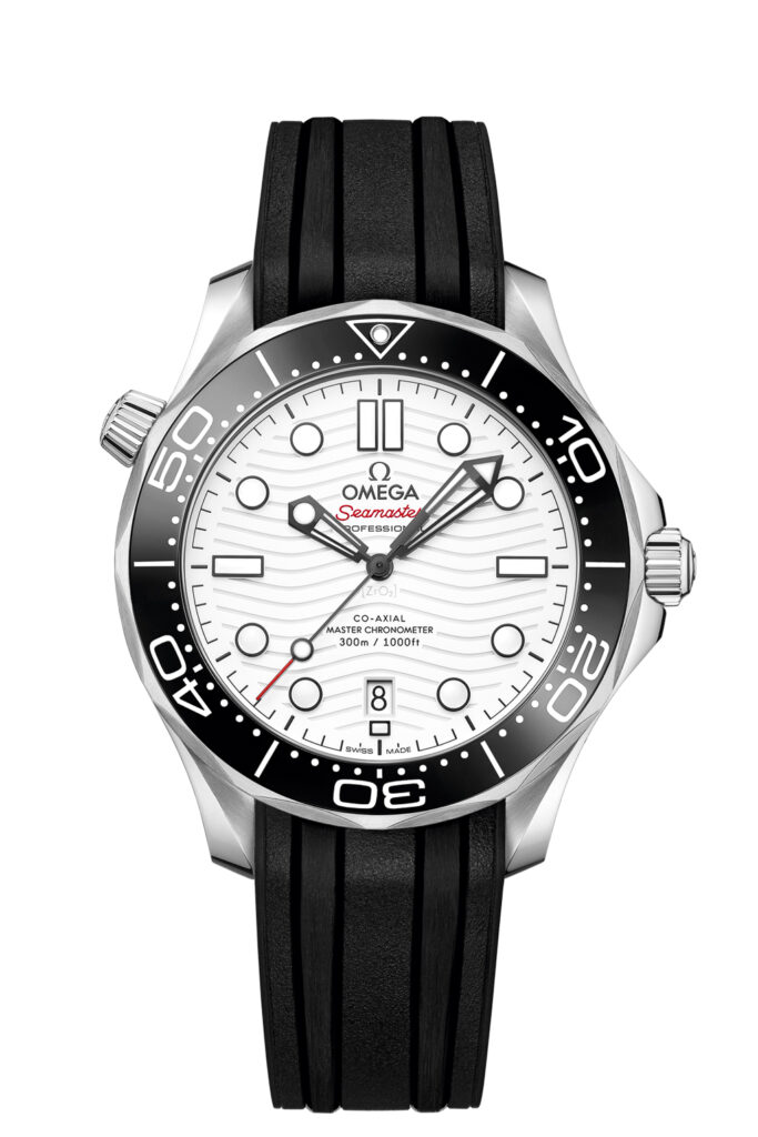 Omega: Diver 300m Co-axial Master Chronometer 42 Mm Seamaster