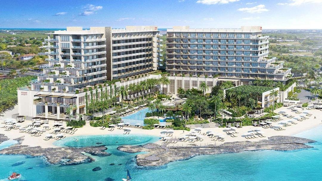The Grand Hyatt Grand Cayman