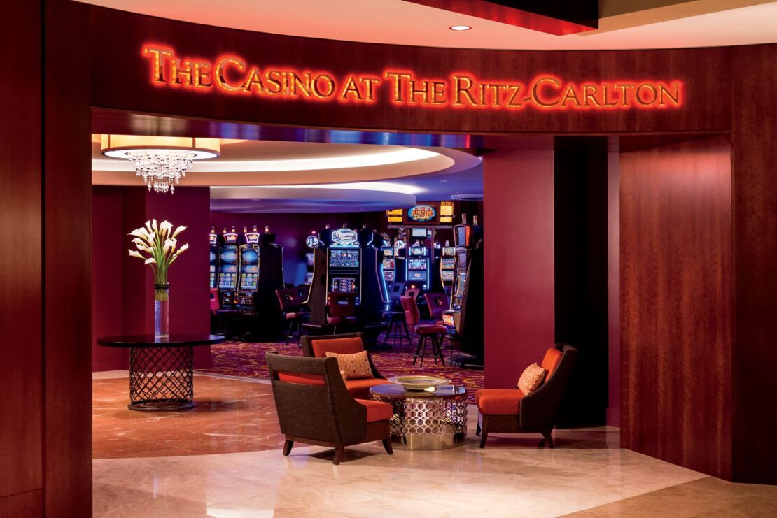 The Casino at The Ritz-Carlton, Aruba