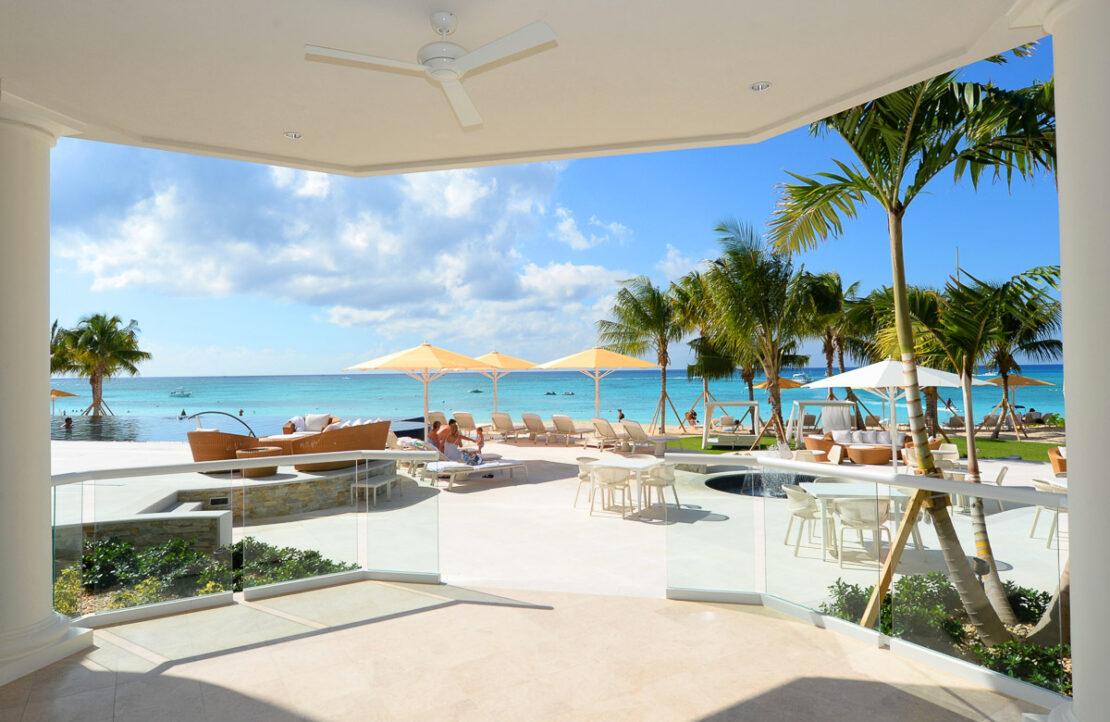 Grand Cayman beach