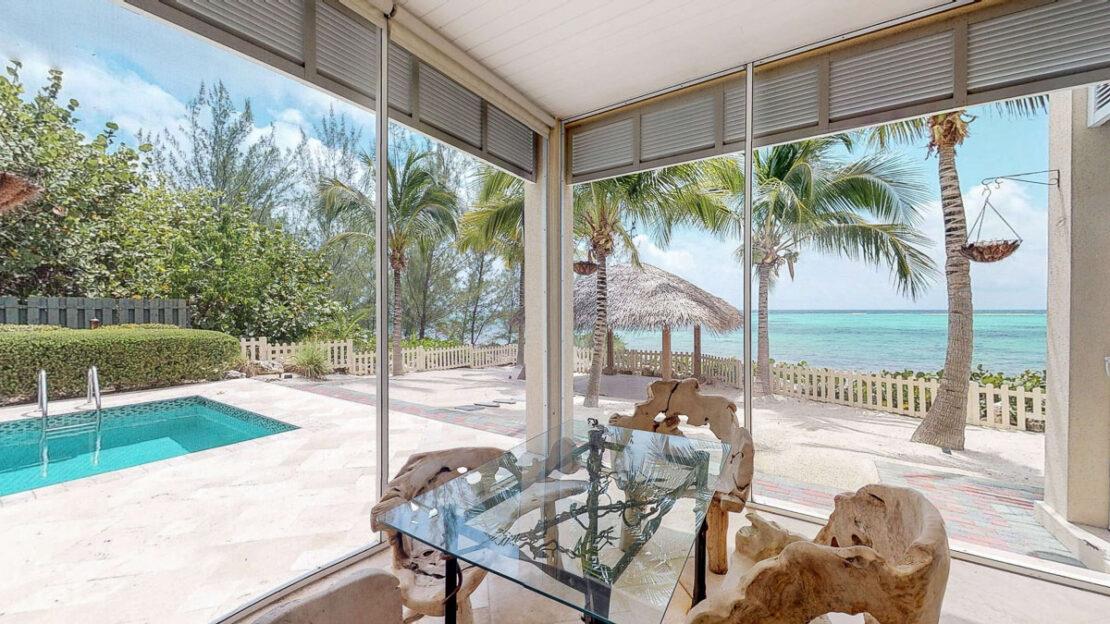 Kiboko Beachfront Home Grand Cayman