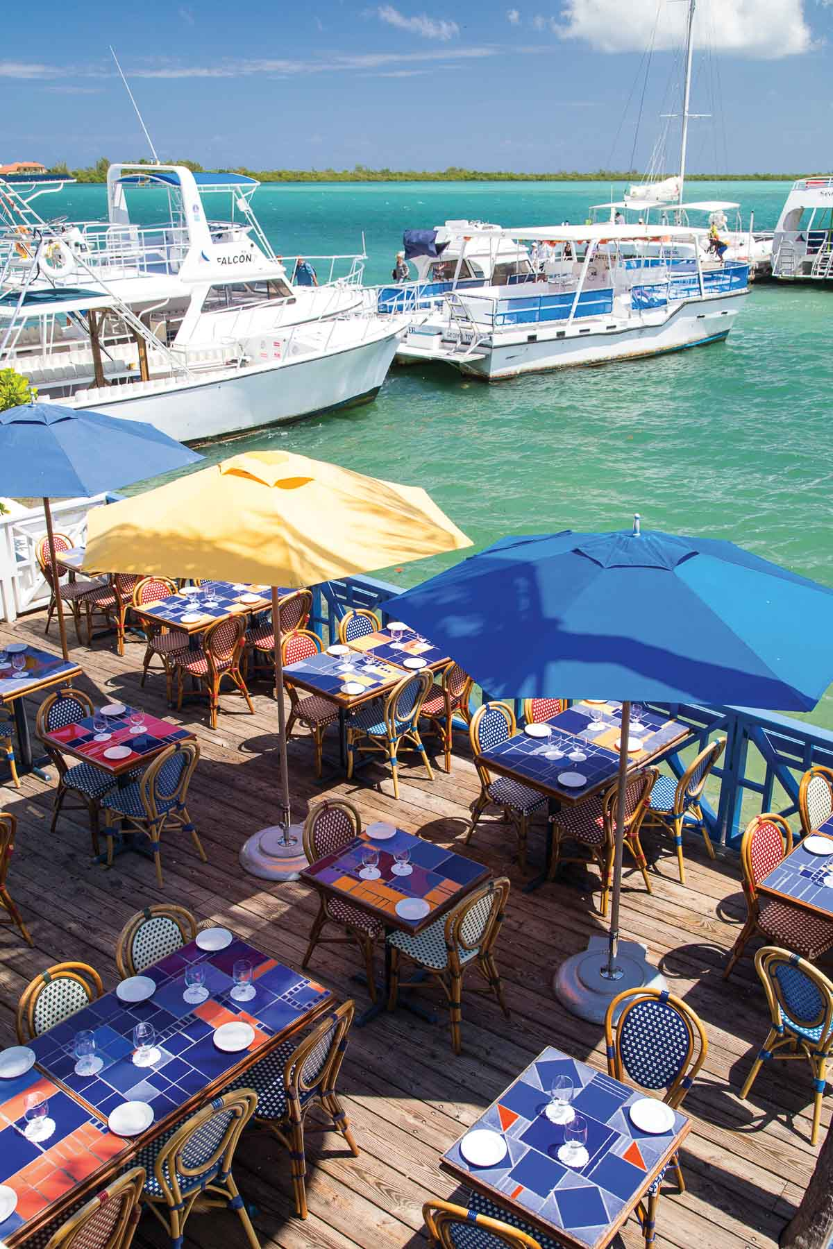 Calypso Grill | Grand Cayman restaurants